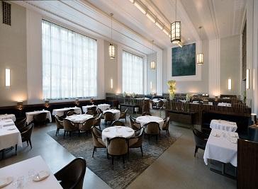 Eleven Madison Park Restaurant in New York