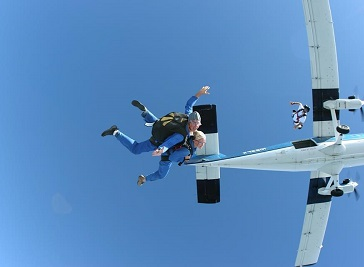 Skydive the Ranch